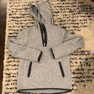 Lululemon grey hoodie size 6